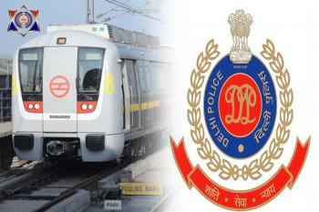 दिल्ली पुलिस के एएसआई ने मेट्रो के आगे कूदकर की आत्महत्या, जांच में जुटी पुलिस