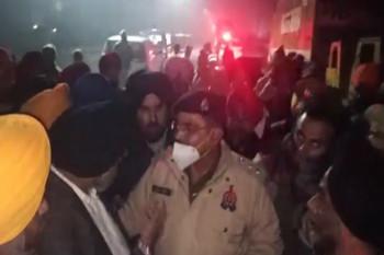 किसान आंदोलन का समर्थन करने निकले मंजीत सिंह सिरसा, बरेली पुलिस ने धर लिया