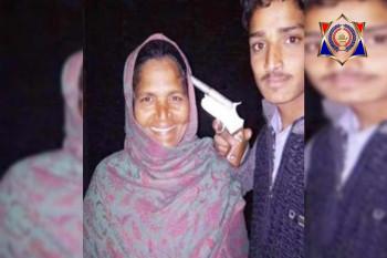 शामली के इस युवक ने मां पर ताना था तंमचा, अब पछता रहा होगा.....