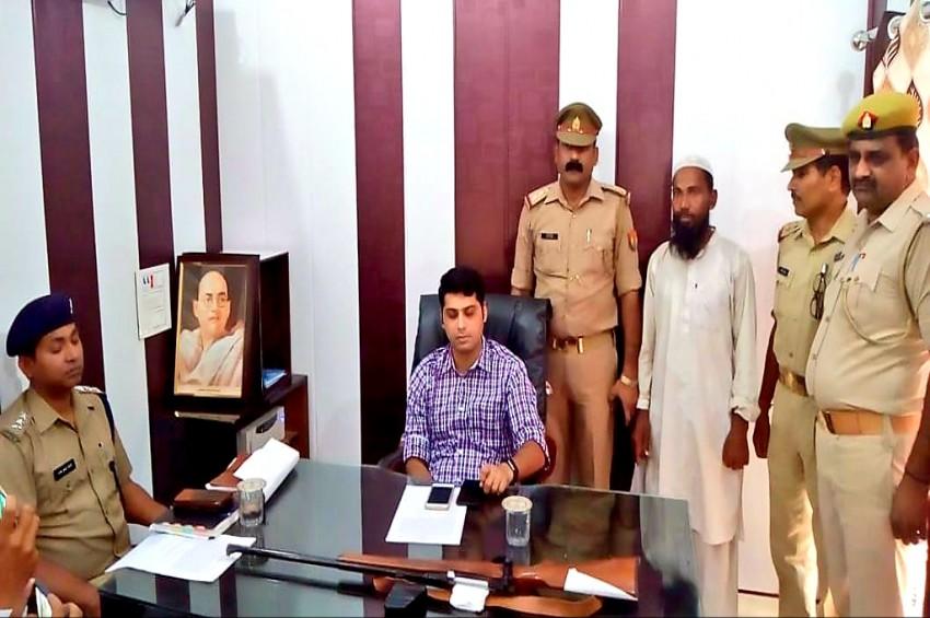 शामली पुलिस ने साबित किया कि वाकई में कानून का हाथ बहुत लंबे होते हैं
