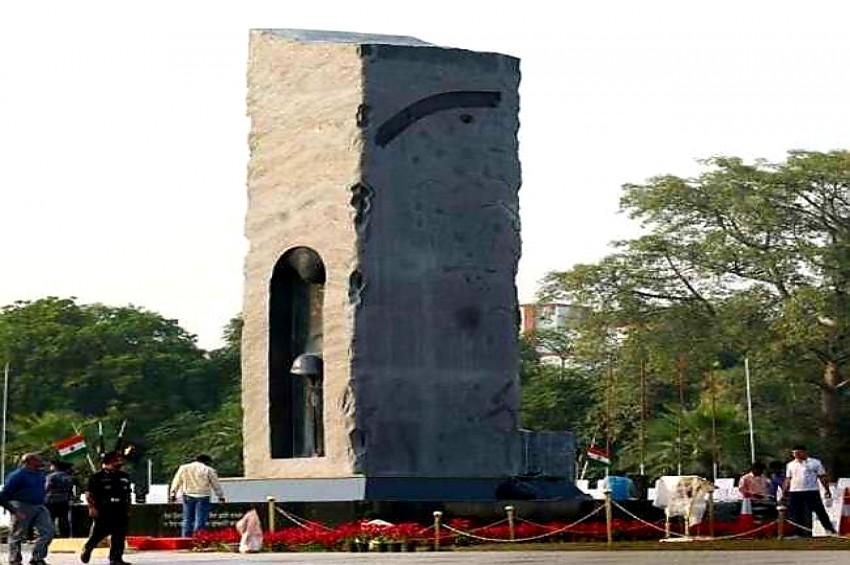 जाऩिए शहीदों को समर्पित राष्ट्रीय पुलिस स्मारक की क्या है खासियत