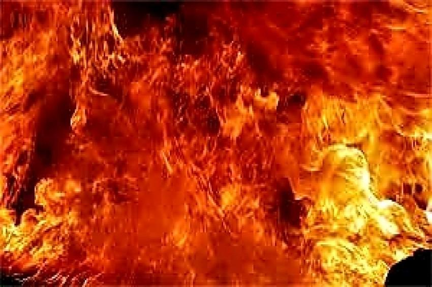 दीवाली की रात आग लगने से 10 साल के मासूम की मौत