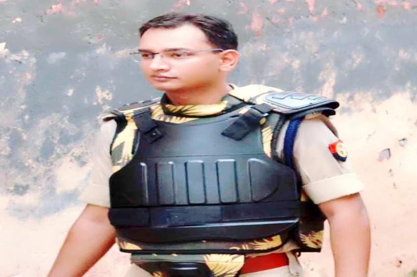 श्लोक कुमार बने गाजियाबाद के नए एसपी सिटी