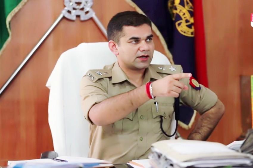 गौतमबुद्ध नगर एसएसपी अजय पाल शर्मा ने किए कई पुलिसकर्मियों के तबादले