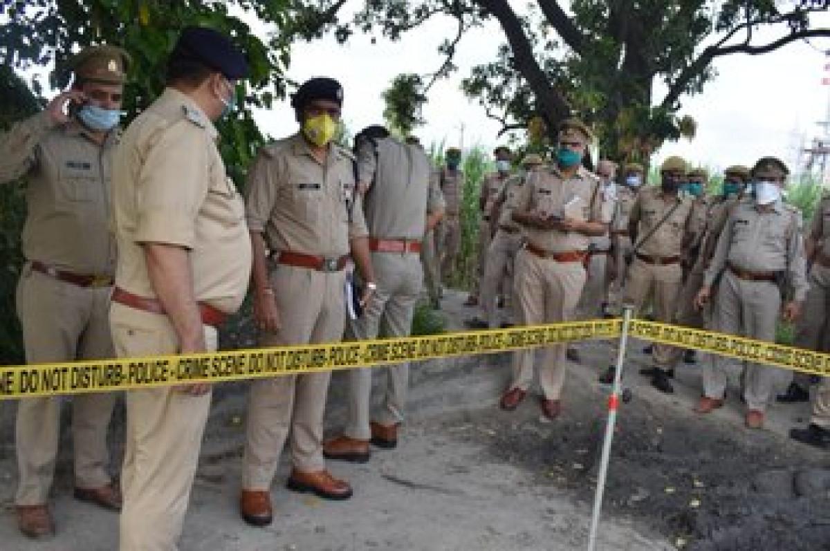 बागपत पुलिस की पिछले 48 घंटे में 10 अपराधियों के साथ हुई ताबड़तोड़ एनकाउंटर