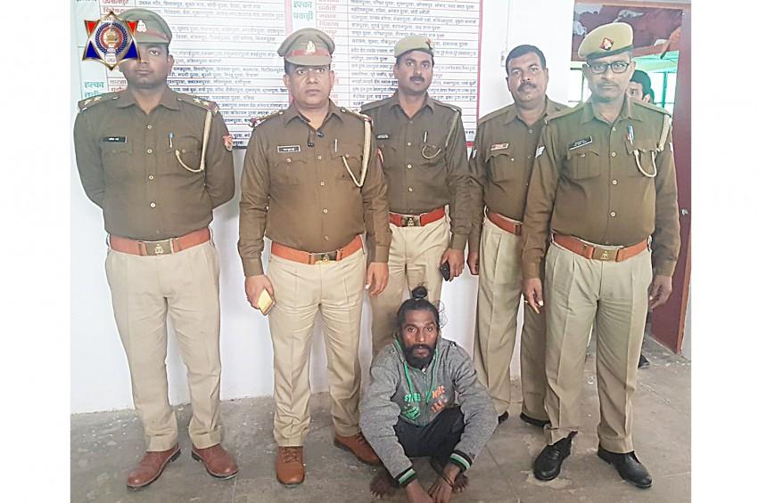 विधायक पर जिस शख्स की हत्या का लगा था आरोप, उसे पुलिस ने गांजा के साथ किया गिरफ्तार