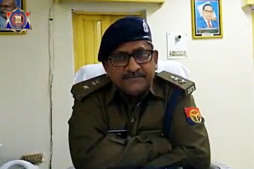 कानपुर और गाजियाबाद में मुठभेड़, दो इनामी बदमाश गिरफ्तार