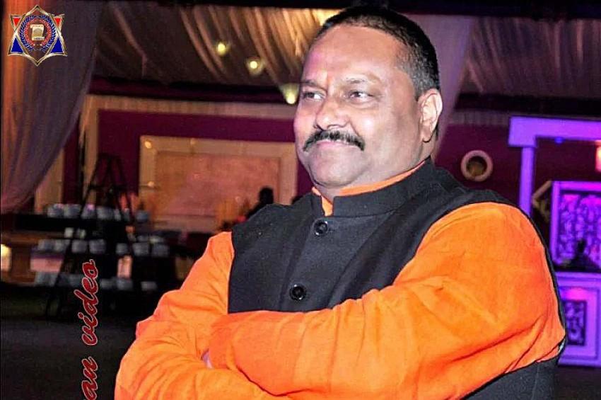 भाजपा नेता की धमकी...हम विपक्ष में होते तो थाने पलट देते, हमने दौड़ाया है इंस्पेक्टरों को