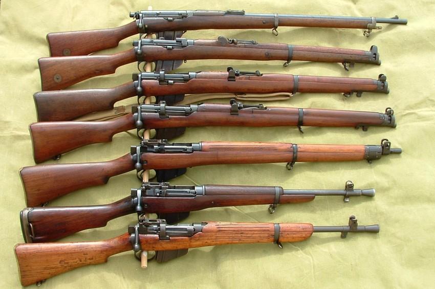 यूपी पुलिस के शस्त्रागार से होगी 'ली एनफील्ड राइफल' की विदाई