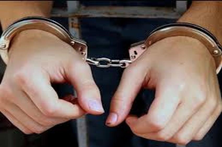 थाने में आगजनी और तोड़फोड़ का आरोपी एआईएमआईएम का नेता गिरफ्तार