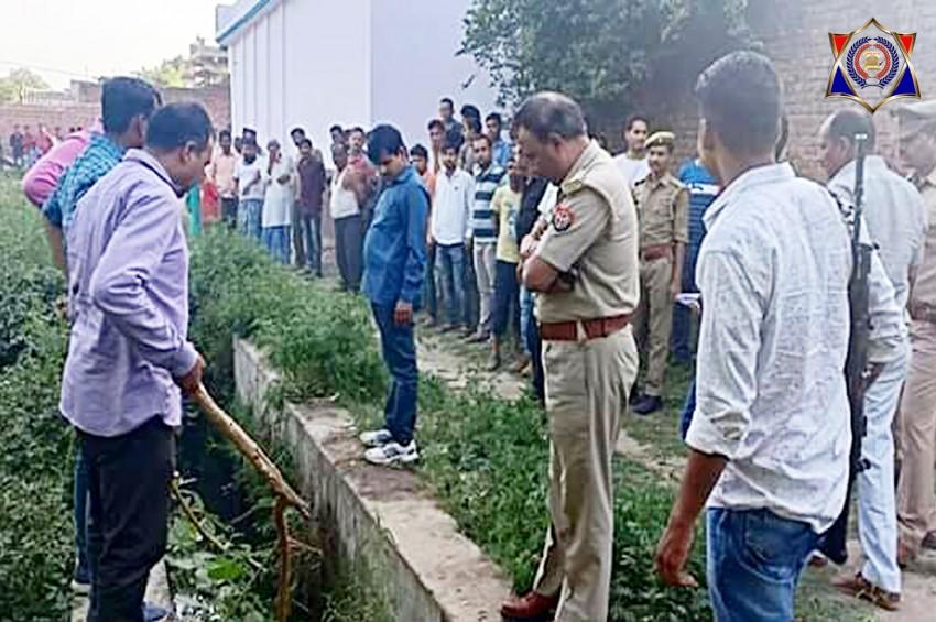 अपहरणकर्ता ने बालक की हत्या कर शव को नाले में फेंका
