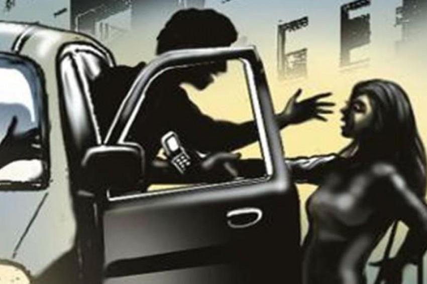 किशोरी के साथ NH 91 पर चलती कार में बदमाश करते रहे दरिंदगी, हाईवे पुलिस को भनक तक न लगी