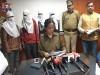 नोएडा पुलिस ने राहगीरों से मोबाइल छिनने वाले गिरोह के चार बदमाशों को दबोचा
