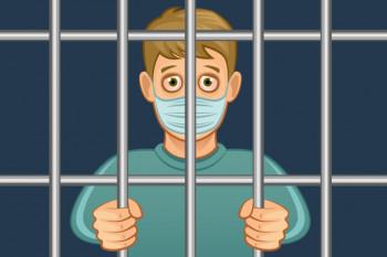 कोरोना की कैद में कैदी... अब तक 190 कैदी कोरोना से संक्रमित, जेल में मचा हाहाकार