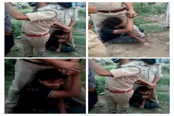 युवक की पिटाई पुलिस को पड़ी महंगी, दारोगा सहित दो सिपाहियों को भी किया निलंबित