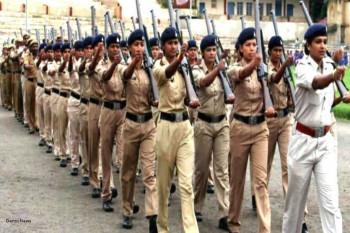 देश में महिला पुलिसकर्मियों के मामले में बिहार पुलिस नम्बर 1