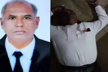 वकील भूपेंद्र हत्याकांडः साथी वकील सुरेश गुप्ता ने कोर्ट में घुसकर मारी थी गोली, लापवाही बरतने पर वकीलों में आक्रोश