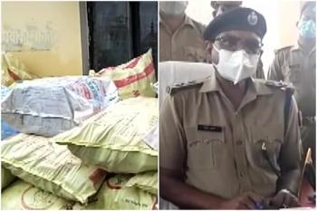 MAHARAJGANJ POLICE को बड़ी कामयाबी.... छापेमारी में 686 करोड़ की प्रतिबंधित दवाएं बरामद, हुए चौकाने वाले खुलासे
