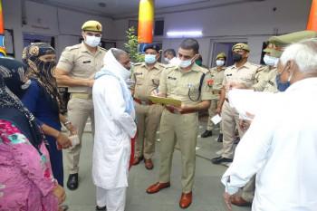 पुलिस पेंशनरों की समस्याएं प्रमुखता से की जाएंगी हल- डीजीपी