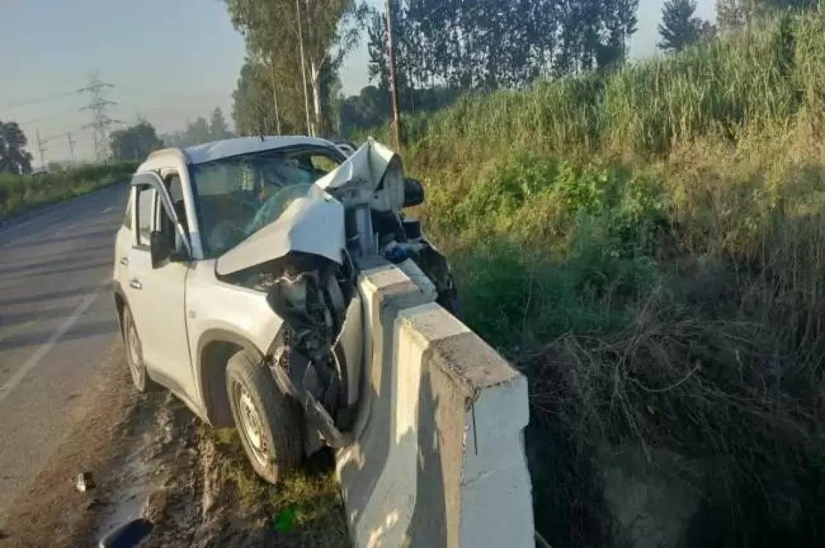वाराणसी: पुलिस मुुठभेड़ में 20 हजार का इनामी घायल, कई दिनों से तलाश कर रही थी पुलिस