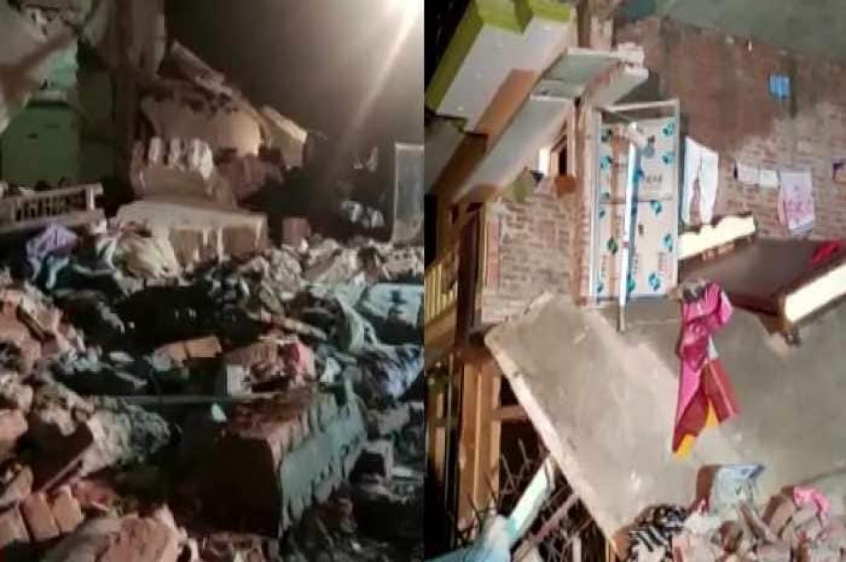 घर में हुए विस्फोट से 8 लोगों की मौत...CM योगी आदित्यनाथ ने जताया दुख