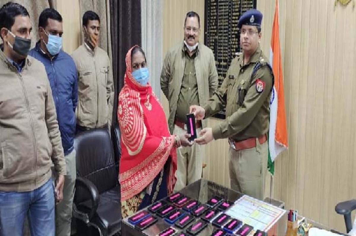 बस्ती पुलिस को मिली बड़ी कामयाबी, एसपी ने 5000 रुपए देने की घोषणा की