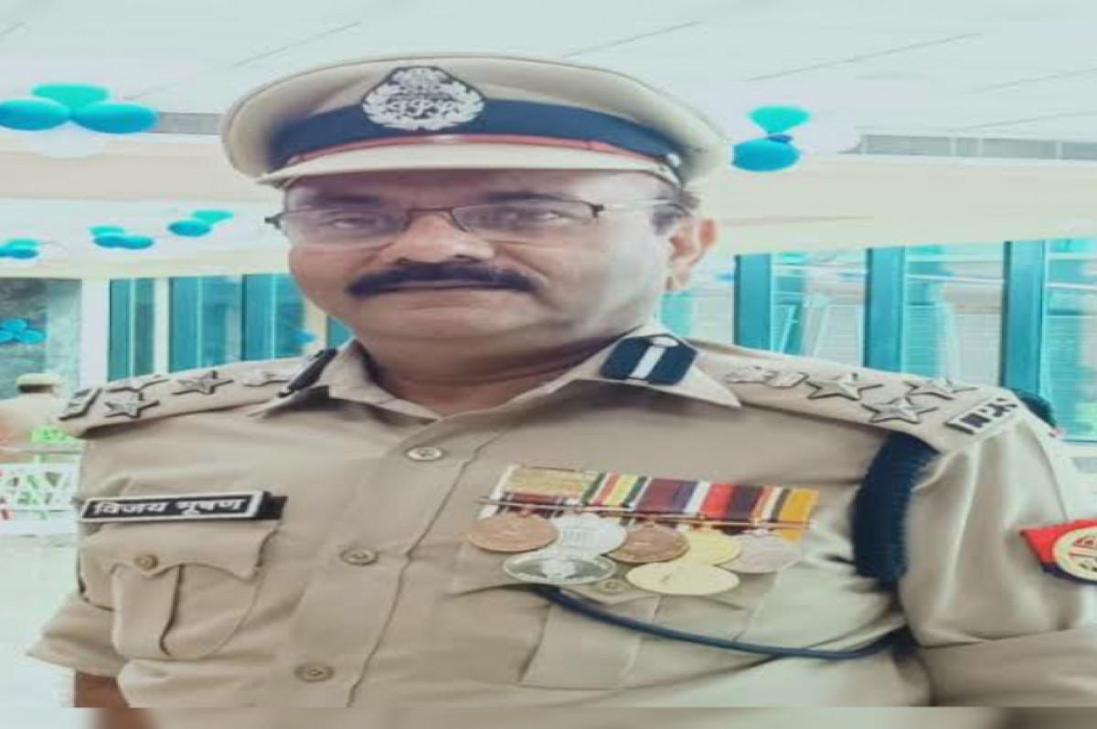प्रदेश सरकार की इन भर्तियों से सशक्त व मजबूत होगी यूपी पुलिस- आईजी विजय भूषण