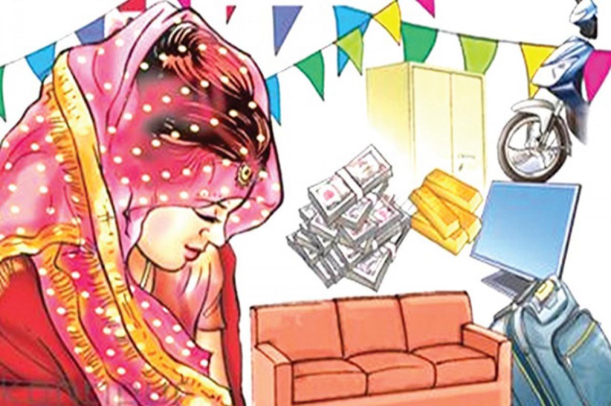 'साहब मेरा पति दूसरा विवाह कर रहा है' बोल कर पीड़िता ने मांगा न्याय