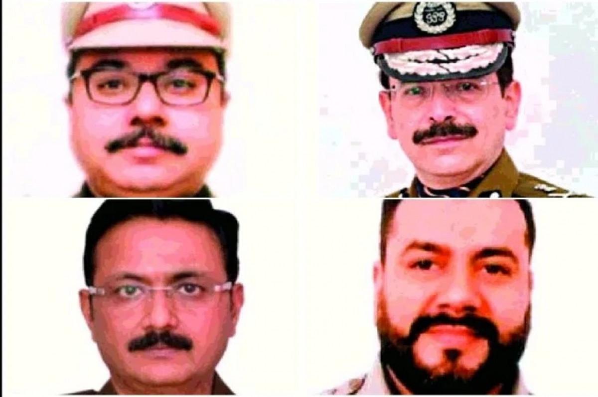 दिल्ली पुलिस के 16 अधिकारी व जवानों को गेलेंट्री अवार्ड, 3 को मिला राष्ट्रपति पुलिस पदक