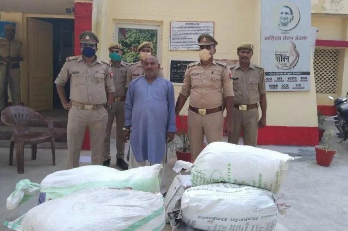 स्वाट टीम ने खोली गांजा तस्करों की पोल, फिर कुछ इस तरह से की गिरफ्तारी