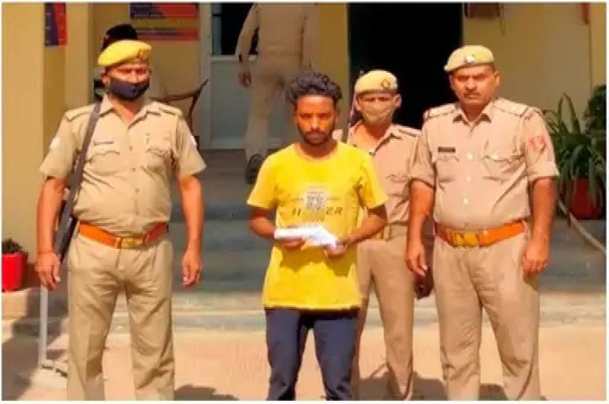 अलीगढ़: तमंचे से धौंस जमाना पड़ा युवक को भारी, अब पहुंचे जेल