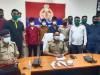 80 लाख रुपये की फिरौती  के लिए अपहरण की गयी महिला सकुशल बरामद, परिवार बोला Thank U Hathras Police